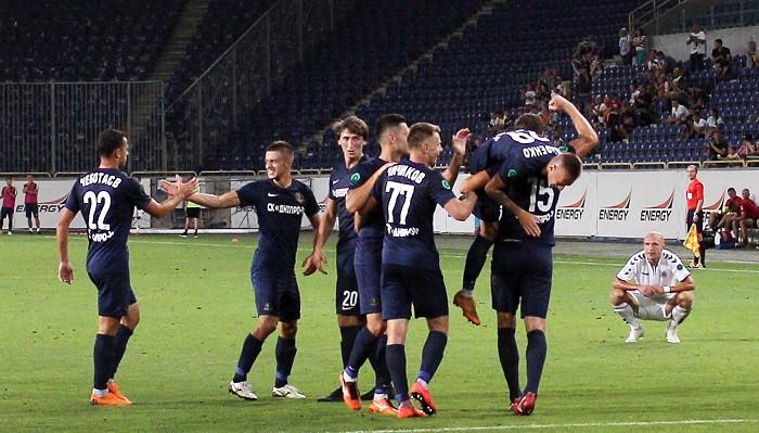 Кравченко, Акименко, Саламаха й уся збірна 6-го туру Першої ліги