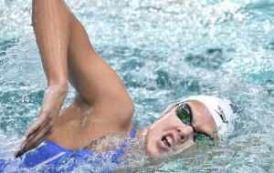 Українка Зевіна не змогла пробитися в півфінал Олімпійських ігор у плаванні на спині