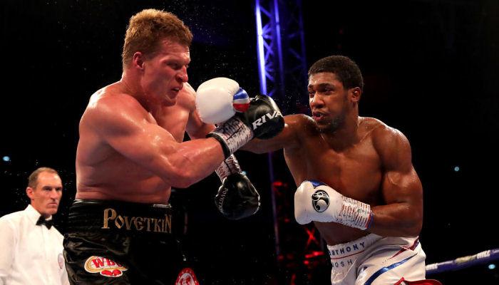 Поветкин: «Усик — очень хороший, сильный боксер. Буду за него болеть в поединке с Джошуа»