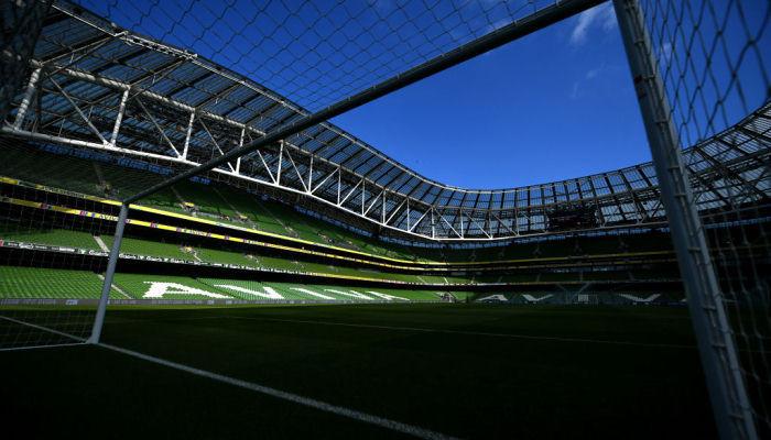 Англия ведет переговоры с Ирландией о совместной заявке на ЧМ-2030