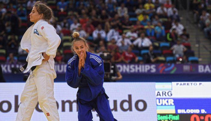 Белодед выиграла золото молодежного чемпионата мира