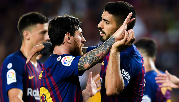 Пуйоль и Суарес поддержали Месси, который хочет покинуть Барселону