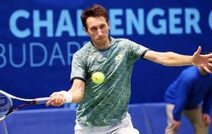 Стаховский вышел в финал парного разряда турнира в Праге