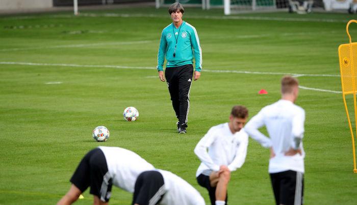 Йоахим Лев сборная Германии