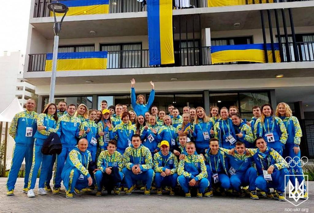 Україна Олімпіада 2018