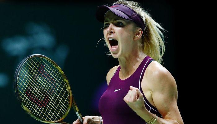 Свитолина — одна из лучших в WTA по проценту выигранных матчей за два года