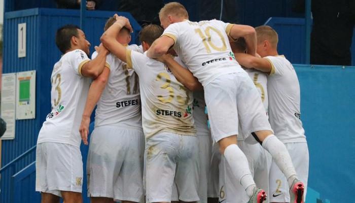 300 тысяч грн обещано за договорной матч за выход в плей-офф Первой лиги