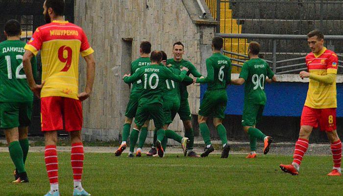 Оринчак, Назаренко, Поспєлов і вся збірна 17-го туру Першої ліги