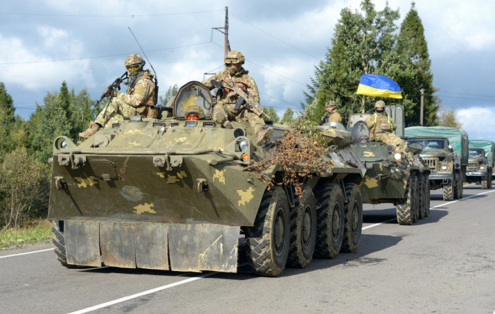 Украина армия