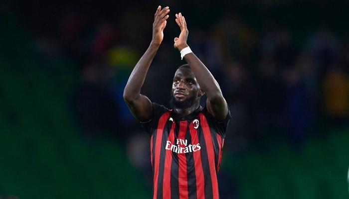 Милан арендовал Бакайоко на два года