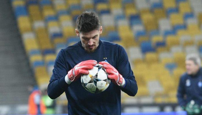 Бойко вызвали в сборную Украины на место Лунина