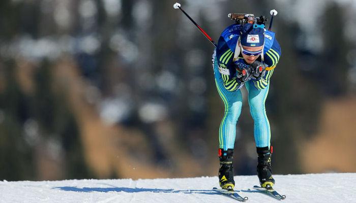 Украина провалилась в мужской эстафете, финишировав на 16-м месте
