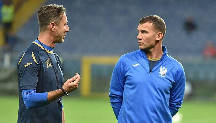 Мальдера вслед за Шевченко объявил об уходе из сборной Украины