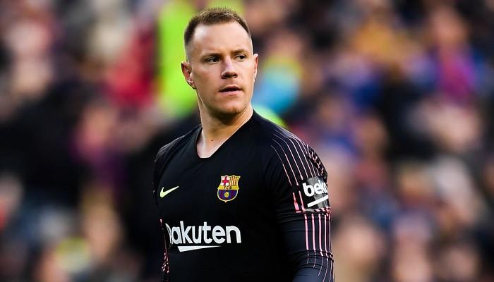 Барселона зупинила переговори про продовження контракту з тер Штегеном