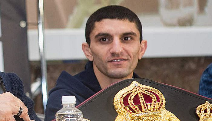 WBA назначила бой между Далакяном и Консепсьоном