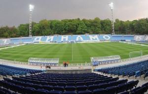 Матч Динамо — Днепр-1 состоится на стадионе им. Лобановского