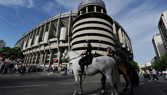 Ответный матч финала Кубка Либертадорес принесет Мадриду 25 миллионов евро