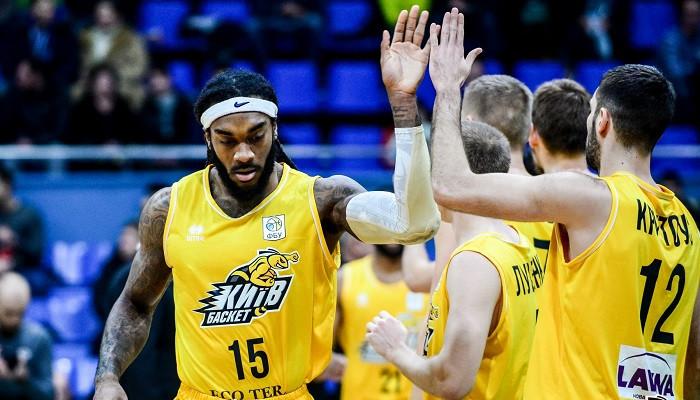 Киев-Баскет продлил трай-аут Нванкво еще на два матча