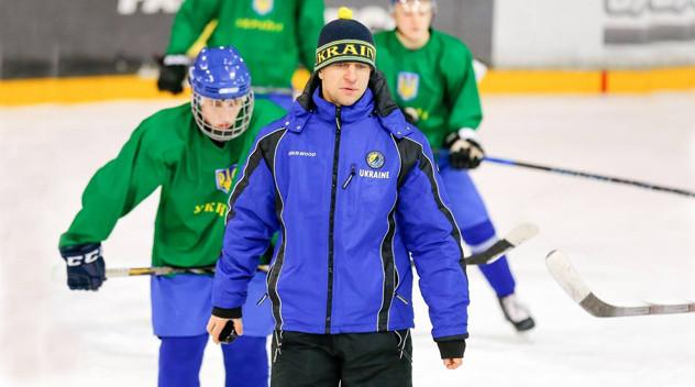 Климентьев вошел в тренерский штаб национальной сборной Украины