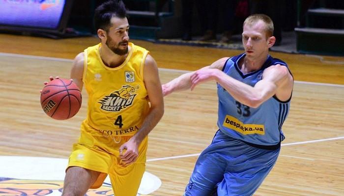 Киев-Баскет оставляет Латковича до конца сезона