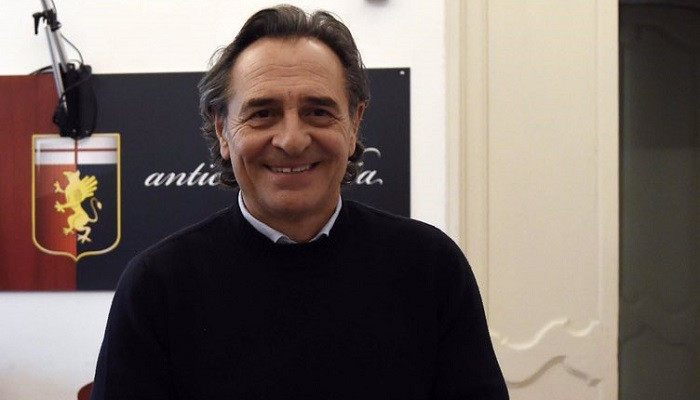 Дженоа объявил о назначении Пранделли главным тренером