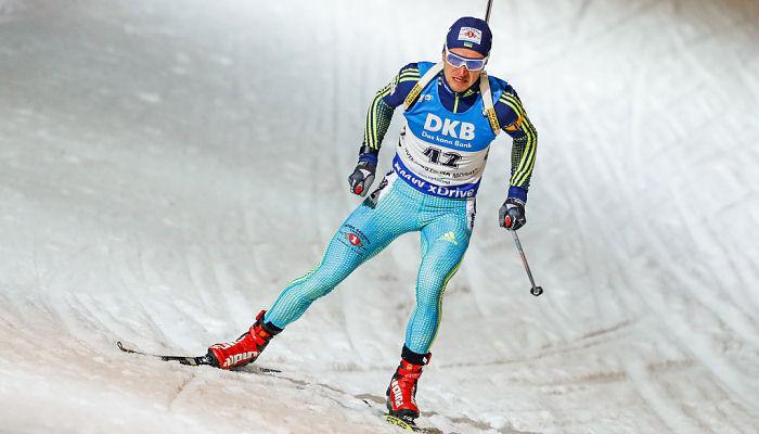 Сергей Семенов биатлон