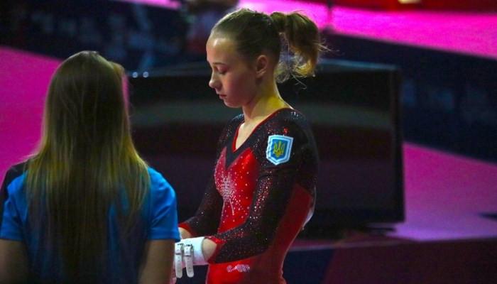 Украинские гимнасты завоевали одно золото и еще пять медалей на этапе Кубка мира в Венгрии