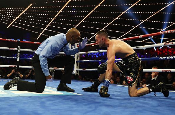 Педраса: я прошел 12 раундов с лучшим боксером мира