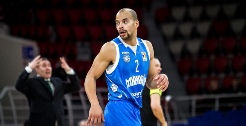 МБК Николаев подписал защитника Омоэру. Он выступал за клуб в сезоне 2018/19
