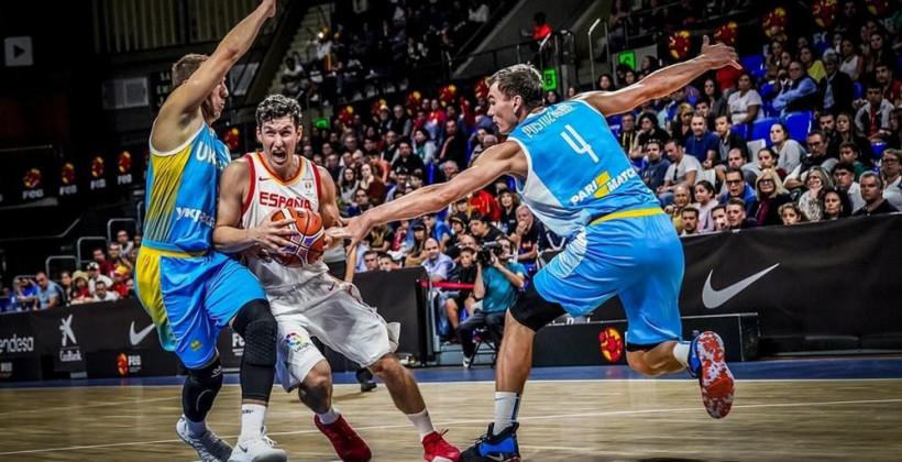 Украина проиграла Испании. Шансы на выход из группы снизились