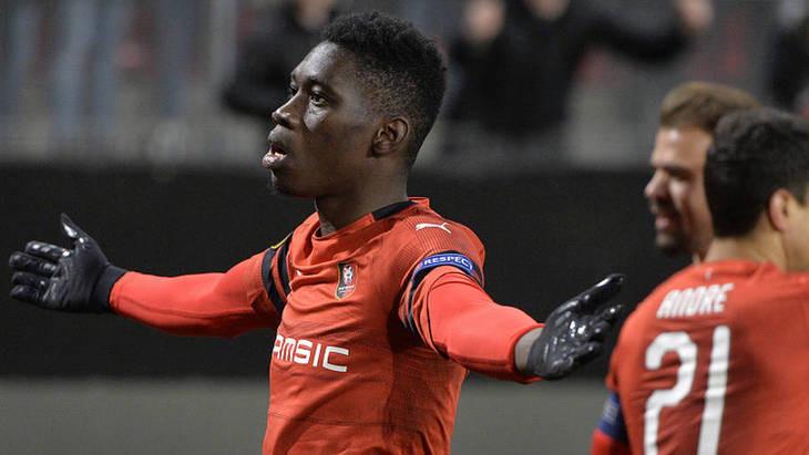 Сарр стал лучшим игроком недели в Лиге Европы