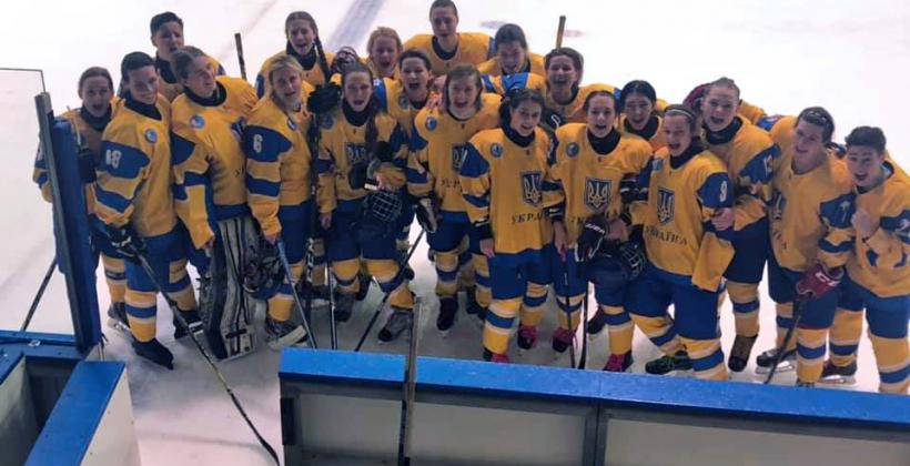 Украина хоккей женщины отбор