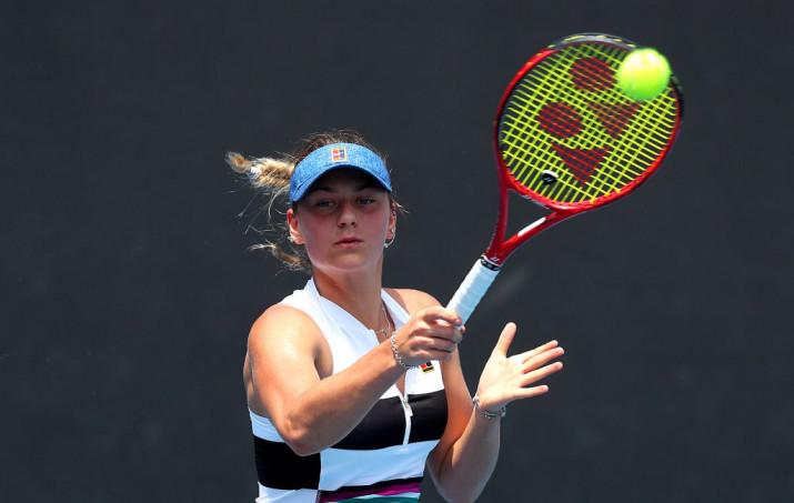 Костюк Australian Open