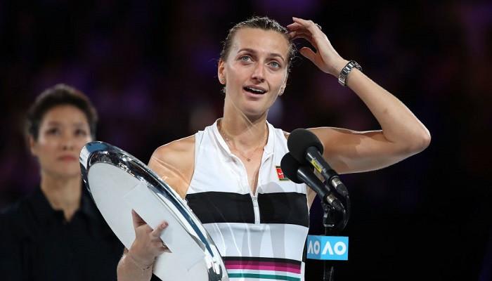 Петра Квитова Australian Open
