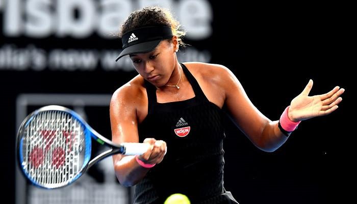 Осака вышла в полуфинал турнира в Брисбене. Ее соперницей может стать Цуренко