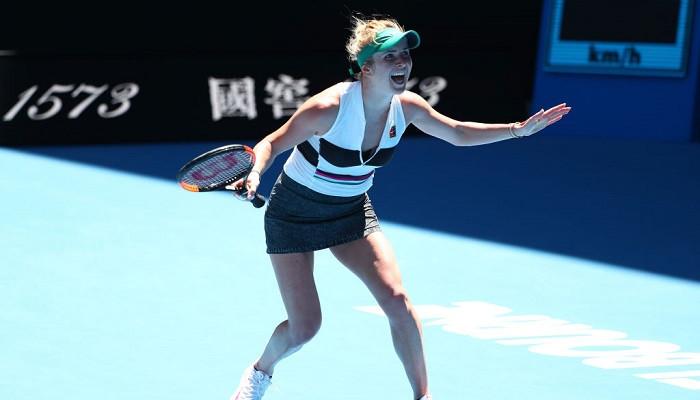 Элина Свитолина Australian Open