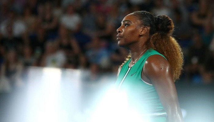Серена Уильямс Australian Open