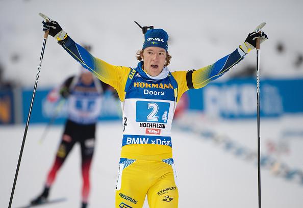 Самуельссон Швеция биатлон