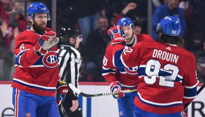 Монреаль Канадиэнс НХЛ