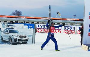 Яркие эмоции Санитры и Пидручного после победного финиша украинца на ЧМ