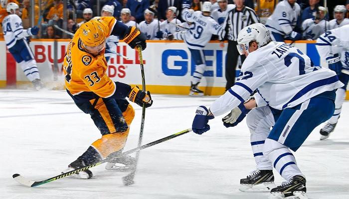 Торонто Нэшвилл НХЛ