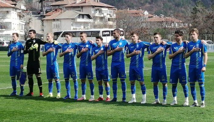 Кубок Словакии с участием сборной Украины U-18 перенесен на следующий год