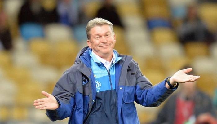 Блохин: Не пошел бы работать в Шахтер, столько лет отыграв в Динамо