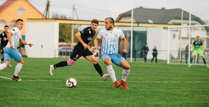 Гегедош, Литвиненко, Євстратенко й уся збірна 25-го туру Другої ліги