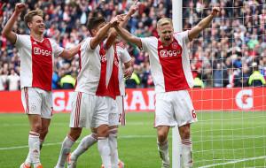 Телеканал Футбол 2 смотреть видеотрансляцию матча Аякс — Рома
