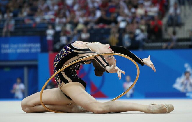 Украинка Никольченко завоевала бронзу на ЧМ по художественной гимнастике