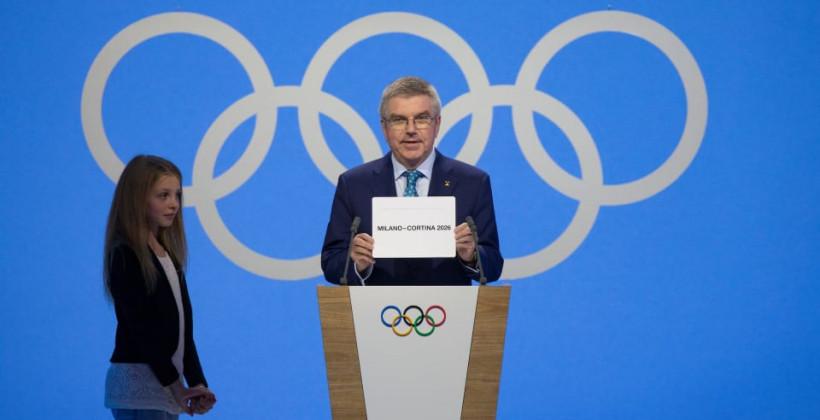 Зимняя Олимпиада-2026 пройдет в Милане и Кортине д'Ампеццо