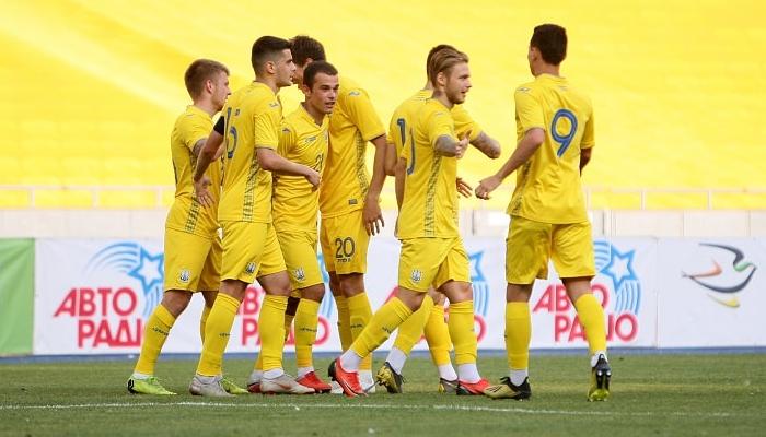 Украина U-21