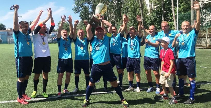 Аркадия-Одесса с Косыриным выиграла Kyiv Football Cup 2019
