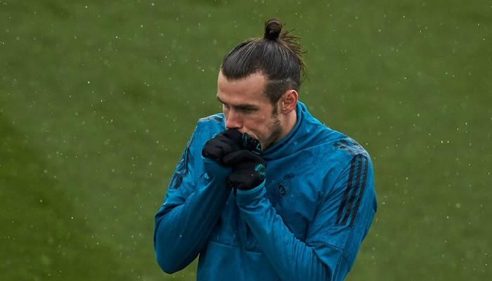 Бэйл Реал Мадрид